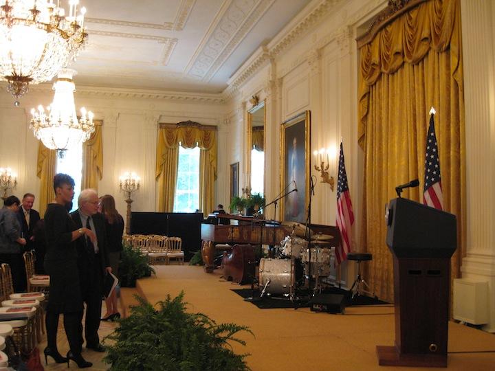 whitehouse-settingup