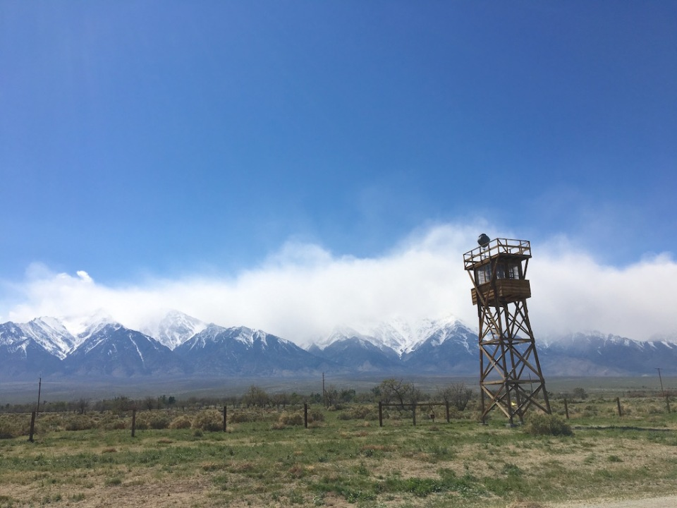 manzanar-guardtower