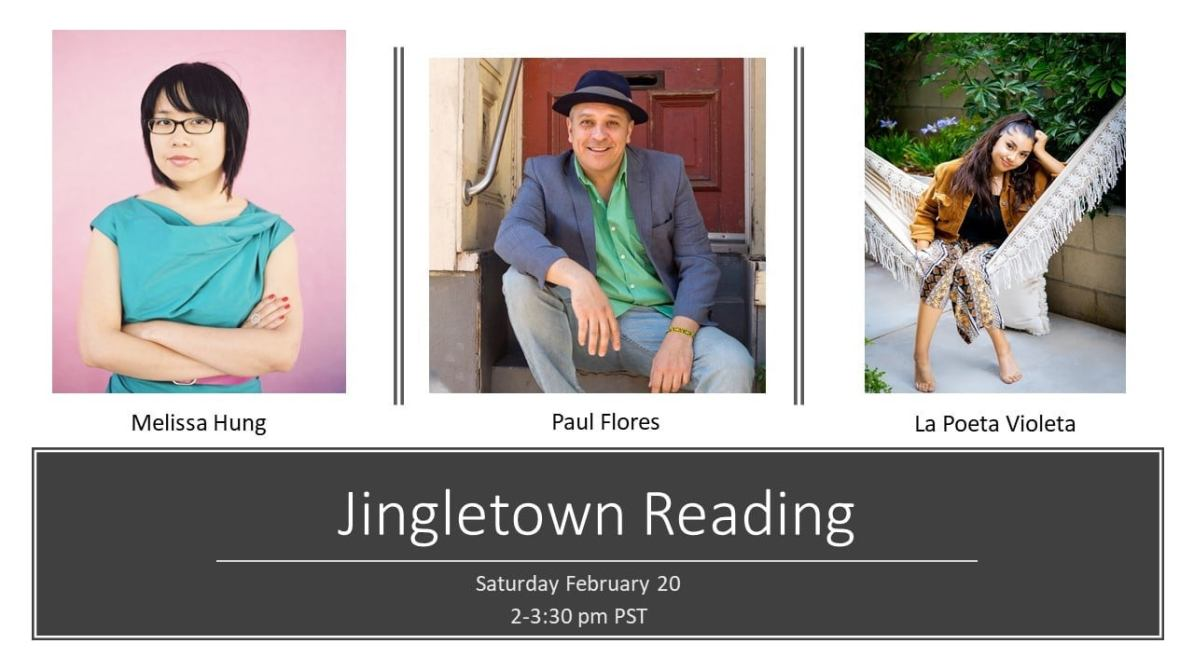 Jingletown Reading Series